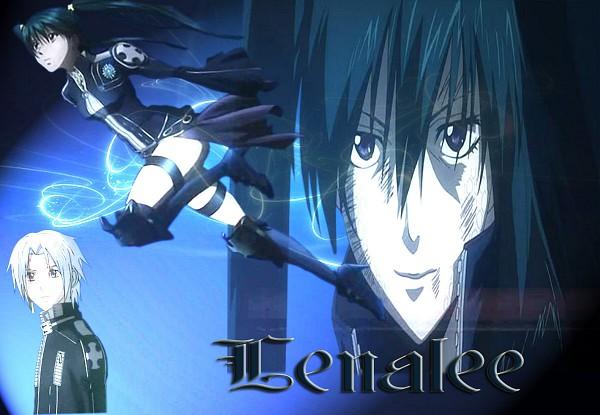 Tags: Anime, D.Gray-man, Lenalee Lee, Allen Walker