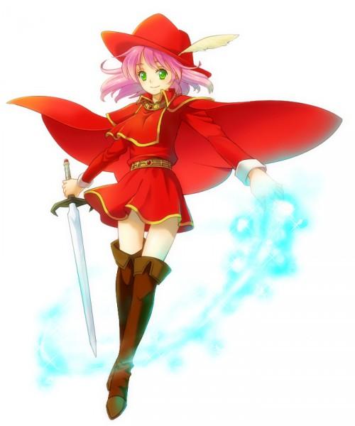 Lenna Charlotte Tycoon - Final Fantasy V