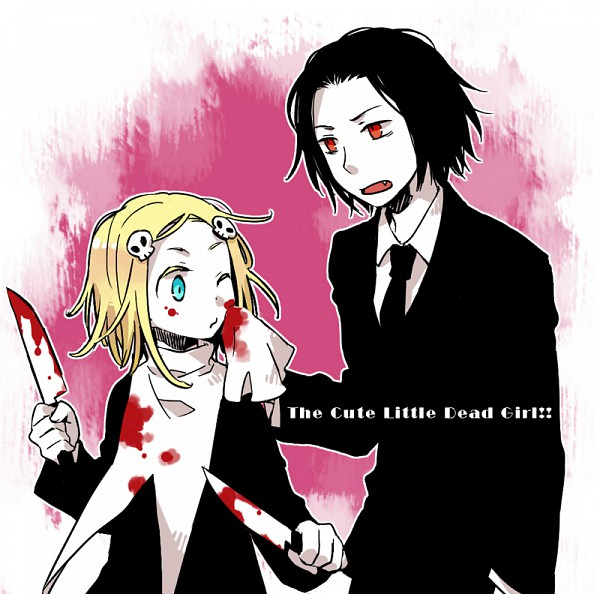 Tags: Anime, Negura, Lenore: The Cute Little Dead Girl, Ragamuffin, Lenore, Pixiv