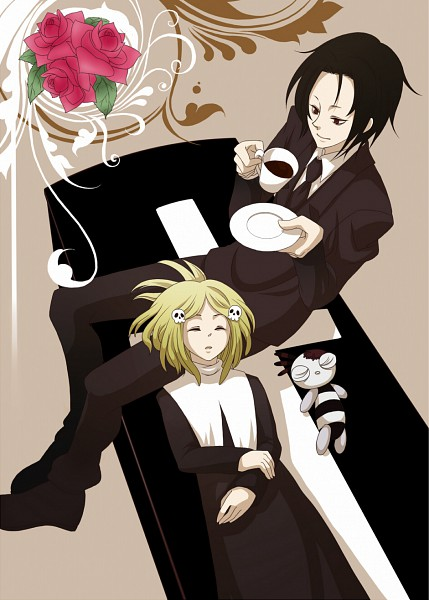 Tags: Anime, Shuu No, Lenore: The Cute Little Dead Girl, Ragamuffin, Lenore, Mobile Wallpaper