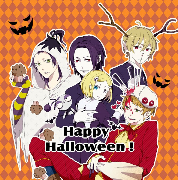 Tags: Anime, Razz, Lenore: The Cute Little Dead Girl, Lenore, Muffin Monster, Taxidermy, Mr. Gosh, Ragamuffin, Muffin