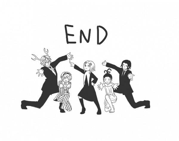 Tags: Anime, mairu, Lenore: The Cute Little Dead Girl, Muffin Monster, Taxidermy, Mr. Gosh, Ragamuffin, Lenore, Suzumiya Haruhi no Yuuutsu (Parody), Hare Hare Yukai