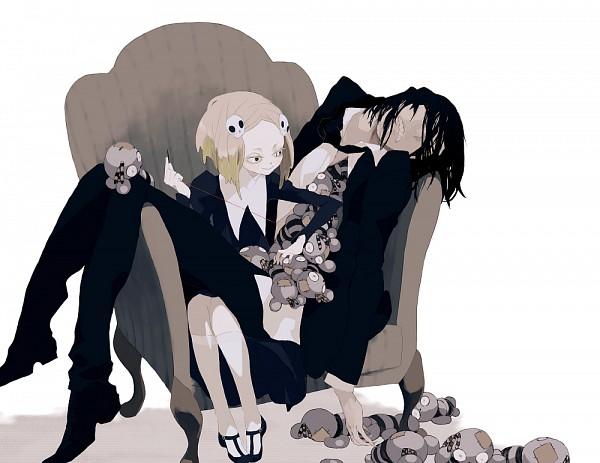 Tags: Anime, Esa, Lenore: The Cute Little Dead Girl, Lenore, Ragamuffin, Pixiv, Fanart