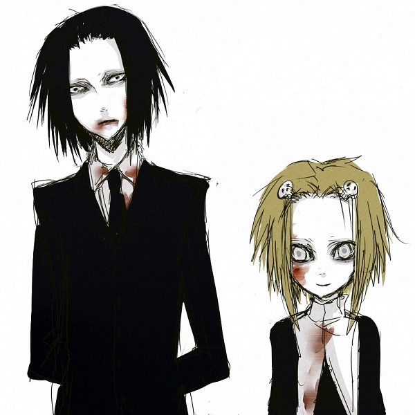 Tags: Anime, Pixiv Id 895340, Lenore: The Cute Little Dead Girl, Lenore, Ragamuffin, Fanart
