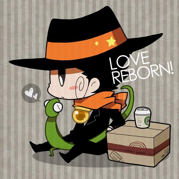 Leon (Katekyo Hitman REBORN!) - Katekyo Hitman REBORN!