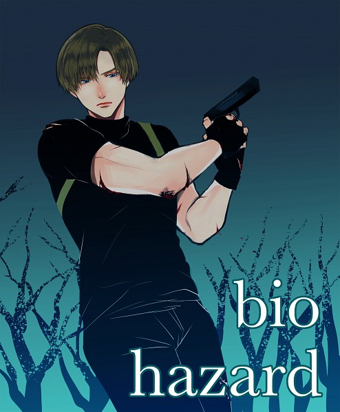 Tags: Anime, Pixiv Id 19987709, Resident Evil, Resident Evil 4, Leon Scott Kennedy, Pixiv, Fanart, Fanart From Pixiv