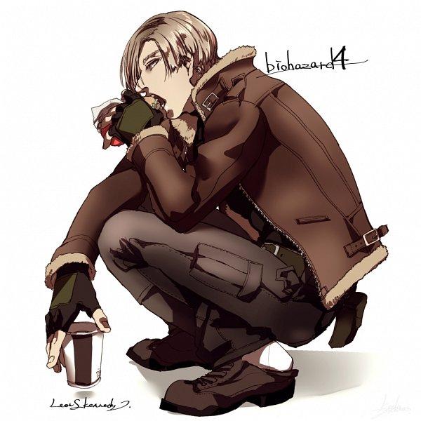 Tags: Anime, Nikki, Resident Evil, Resident Evil 4, Leon Scott Kennedy, Pixiv