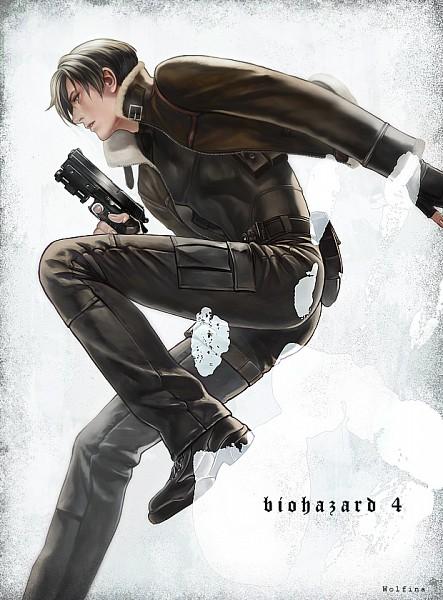 Leon Scott Kennedy - Resident Evil 2