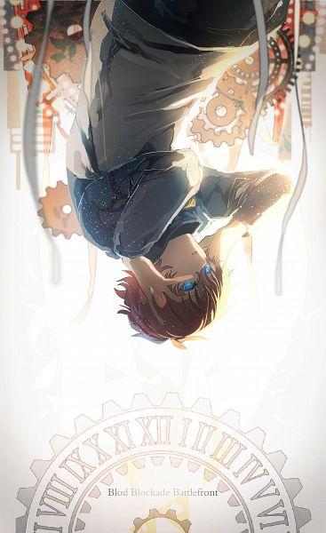 Tags: Anime, Pixiv Id 3847788, Kekkai Sensen, Leonardo Watch, PNG Conversion, Mobile Wallpaper