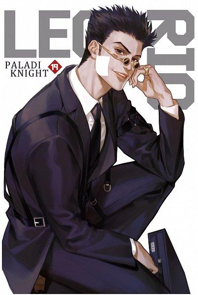 Tags: Anime, Pixiv Id 50669026, Hunter x Hunter, Leorio Paladiknight