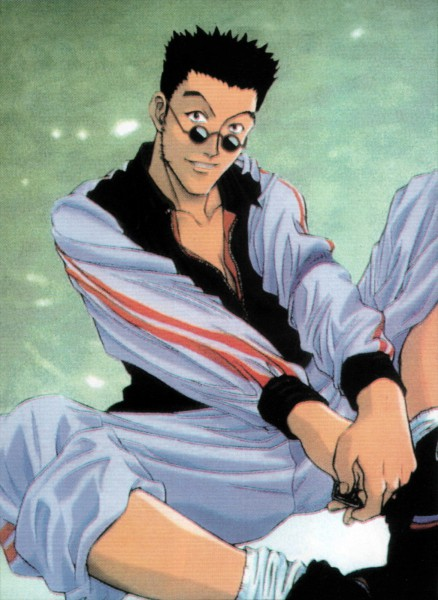 Tags: Anime, Hunter x Hunter, Leorio Paladiknight, Official Art