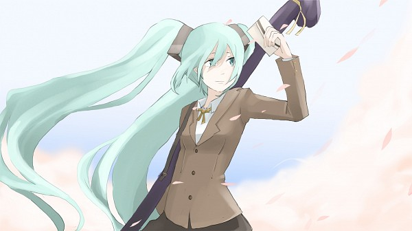 Letter Song - VOCALOID