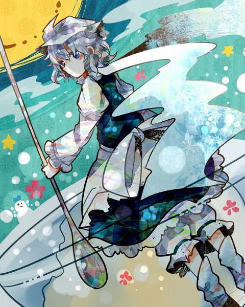 Tags: Anime, Ringetsumon, Touhou, Letty Whiterock, Fanart