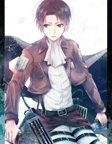 Tags: Anime, Natsume (Pixiv3185757), Attack on Titan, Levi Ackerman, Pixiv