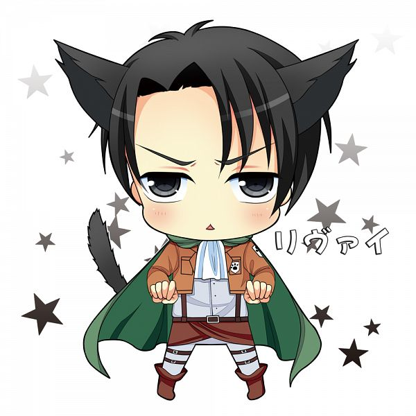 Tags: Anime, Narumiya Koneko, Attack on Titan, Levi Ackerman