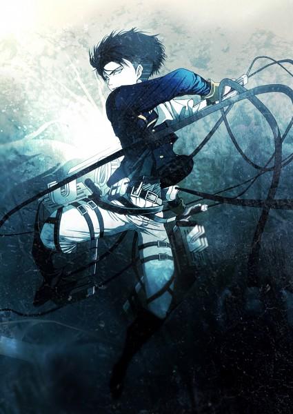 Tags: Anime, Pixiv Id 7338501, Attack on Titan, Levi Ackerman, Pixiv, Fanart, Fanart From Pixiv