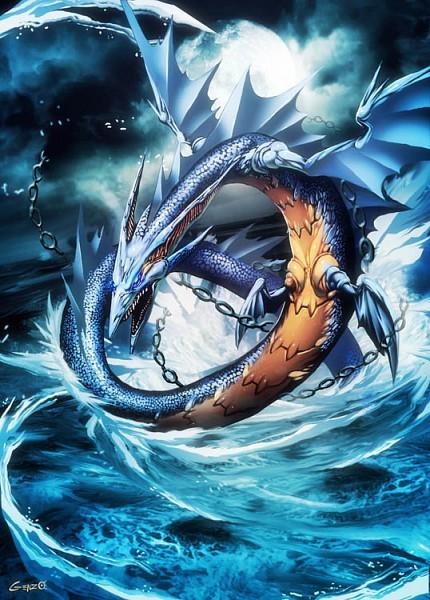 Leviathan (Mythology) - Monster