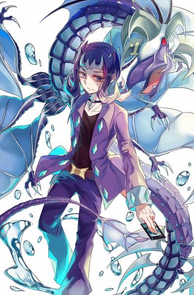Leviathan Dragon - Yu-Gi-Oh! ZEXAL