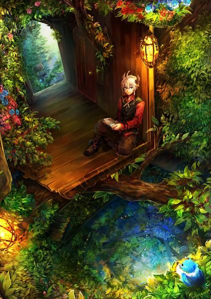Levon - Pixiv Fantasia: New World