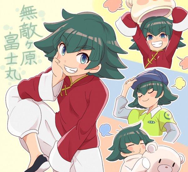 Tags: Anime, Ainya02, Inazuma Eleven Orion no Kokuin, Li Hao, Lee Kobun (Cosplay), Fanart, Twitter