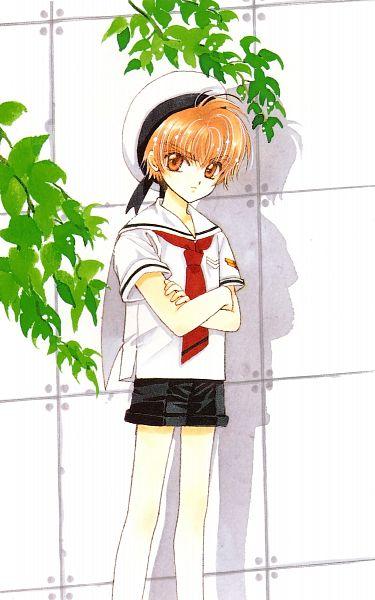 Tags: Anime, Cardcaptor Sakura, Mobile Wallpaper, Official Art, Scan