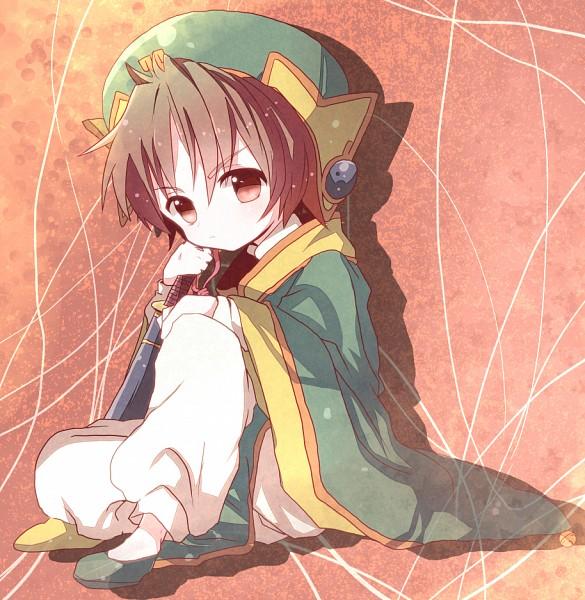 Tags: Anime, Pixiv Id 1758319, Cardcaptor Sakura, Li Syaoran, Pixiv, Fanart