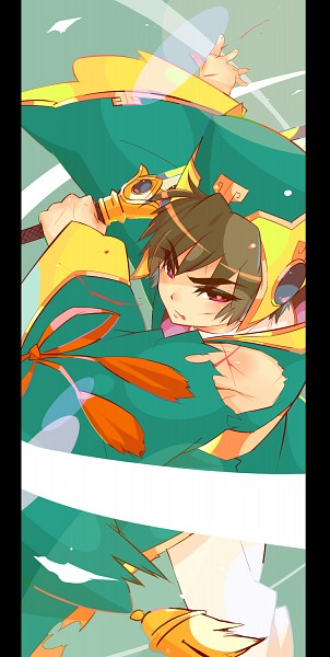 Tags: Anime, MONQ, Cardcaptor Sakura, Li Syaoran