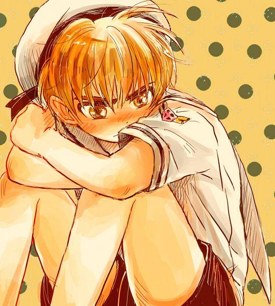 Tags: Anime, Pixiv Id 2559935, Cardcaptor Sakura, Li Syaoran, Pixiv, Fanart