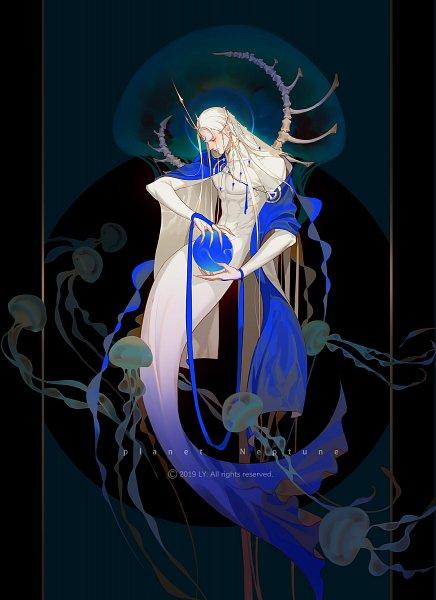 Tags: Anime, LianyaoLY, Jellyfish, Planet Neptune