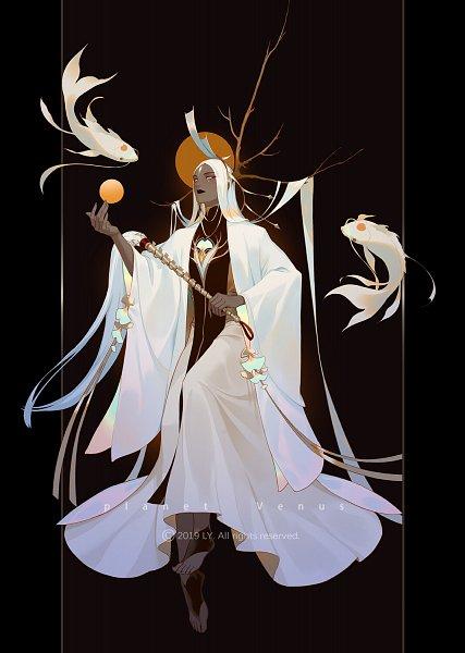 Tags: Anime, LianyaoLY, Planet Venus