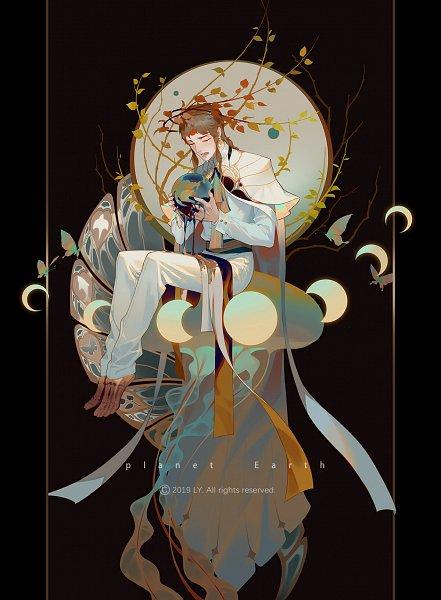 Tags: Anime, LianyaoLY, Jellyfish