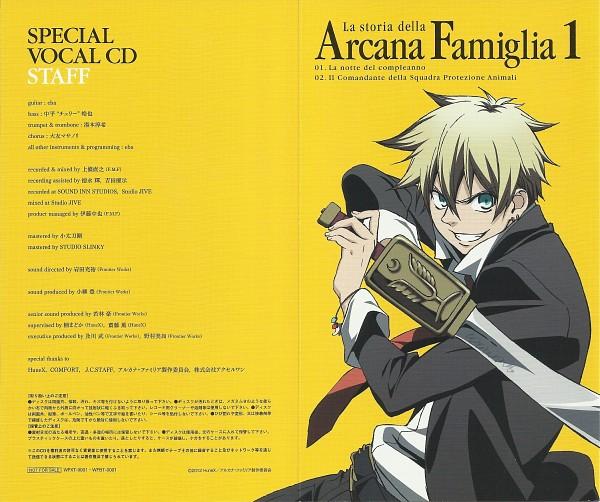 Tags: Anime, HuneX, La storia della Arcana Famiglia, Liberta, Scan, CD (Source), Official Art