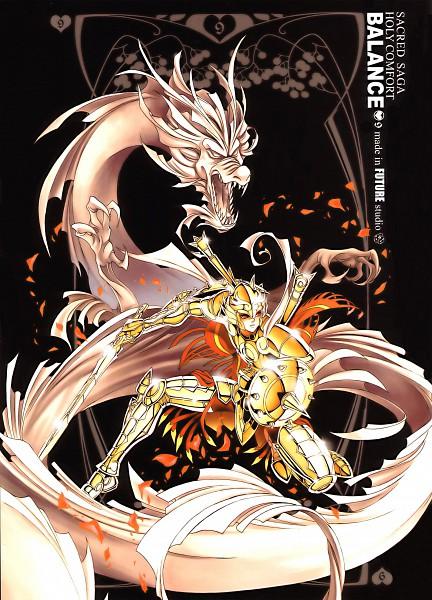 Tags: Anime, Future Studio, Saint Seiya Lost Canvas, Saint Seiya, Sacred Saga, Libra Dohko, Knight, Chinese Dragon, Mobile Wallpaper, Gold Saints -the Lost Canvas, Gold Saints