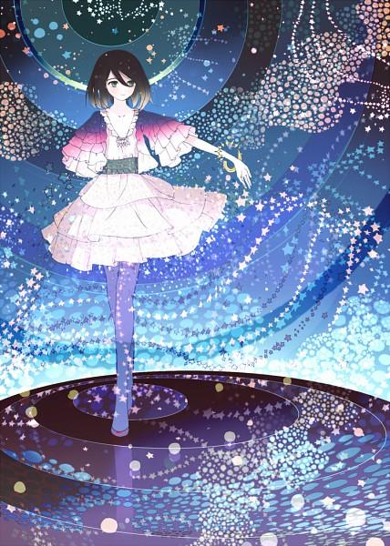 CHU〜☆ Nghệ thuật ảo ảnh, Anime, Nghệ thuật