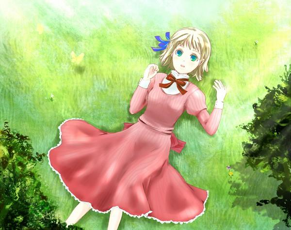 Tags: Anime, Zatsumi, Axis Powers: Hetalia, Liechtenstein