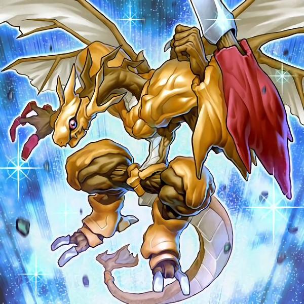 Life Stream Dragon - Yu-Gi-Oh! 5D's