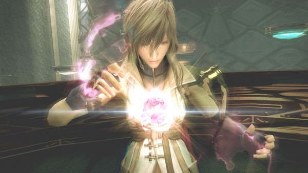 Tags: Anime, Final Fantasy XIII, Lightning Farron, Wallpaper, Screenshot