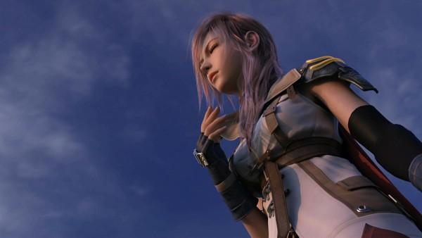 Tags: Anime, Final Fantasy XIII, Lightning Farron, Screenshot, Wallpaper, HD Wallpaper, Facebook Cover