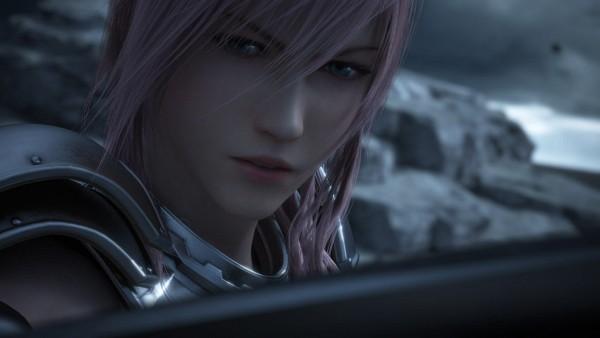 Tags: Anime, Nomura Tetsuya, SQUARE ENIX, Final Fantasy XIII, Lightning Farron, Wallpaper, Facebook Cover, Screenshot