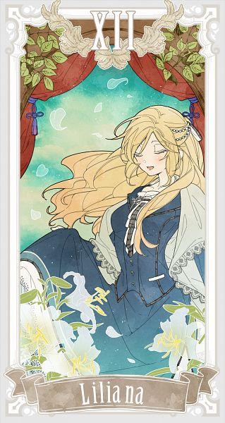 Tags: Anime, Mizuki (Pixiv 2422784), Piofiore no Bansho, Liliana Adornato, Fanart From Pixiv, Pixiv, Fanart