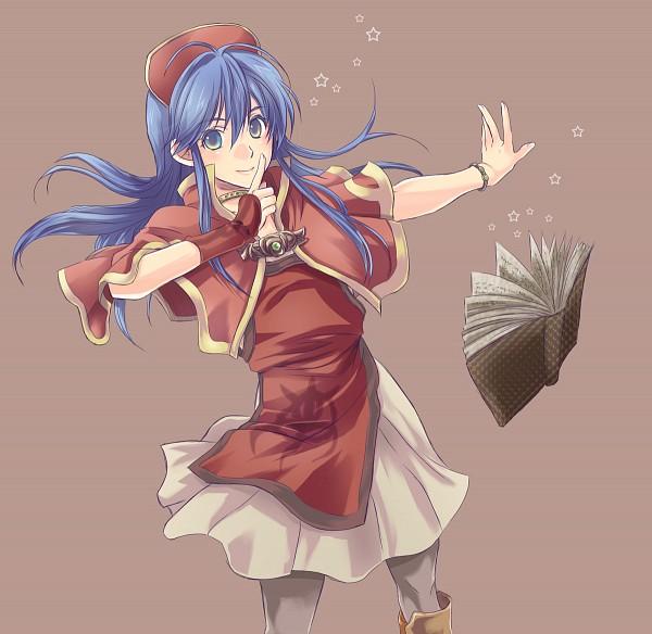 Tags: Anime, Kosato, Fire Emblem: Fuuin no Tsurugi, Lilina (Fire Emblem), Pixiv, Fanart, Fanart From Pixiv