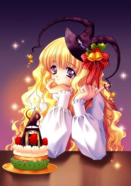 Tags: Anime, CARNELIAN, Yami to Boushi to Hon no Tabibito, Lilith (Yami to Boushi)