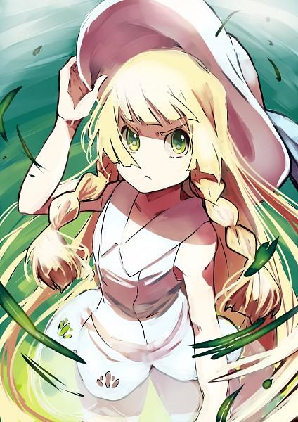 Tags: Anime, Pixiv Id 2282106, Pokémon Sun & Moon, Pokémon, Lillie (Pokémon), Mobile Wallpaper