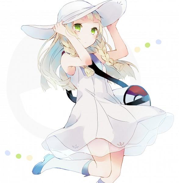 Lillie Pok 233 Mon Pok 233 Mon Sun Amp Moon Image 2006082 Zerochan Anime Image Board