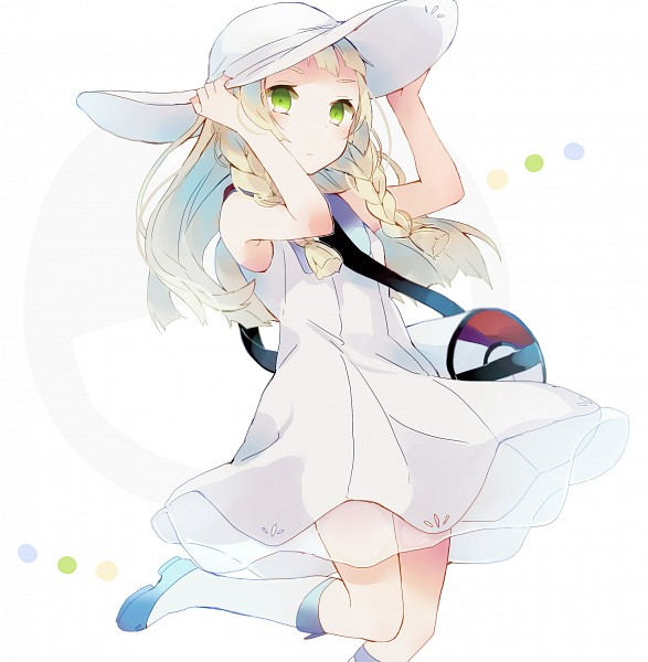 Tags: Anime, Pixiv Id 6685805, Pokémon Sun & Moon, Pokémon, Lillie (Pokémon), Fanart, Fanart From Pixiv, Pixiv