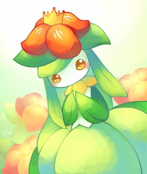 Lilligant - Pokémon