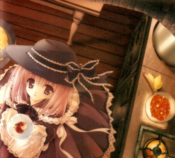 Tags: Anime, Tinkerbell, Cafe Little Wish, Lily (Cafe Little Wish), CG Art
