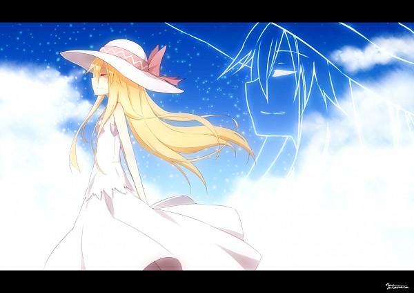 Tags: Anime, Yutamaro, Touhou, Lily White, Fanart From Pixiv, Fanart, Pixiv