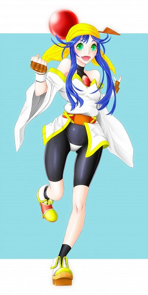 Tags: Anime, Pixiv Id 203060, Saber Marionette, Lime