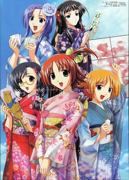 Tags: Anime, Lime Iro Senkitan ~Meiji Nippon Otome Sakimorisu.~, Honda Sarasa, Fukushima Kinu, Sanada Momen, Kuroda Rinzu, Katou Asa